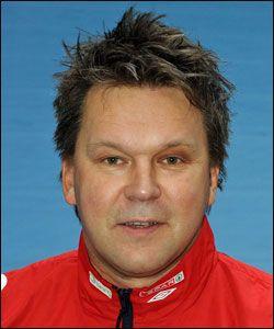 PRESSESJEF: Espen Karlsen. Foto: