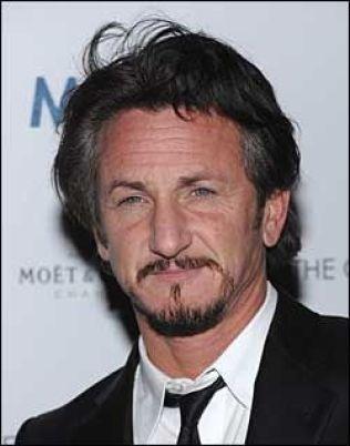 INTERVJUET NARKOKONGE: Skuespiller Sean Penn Foto.