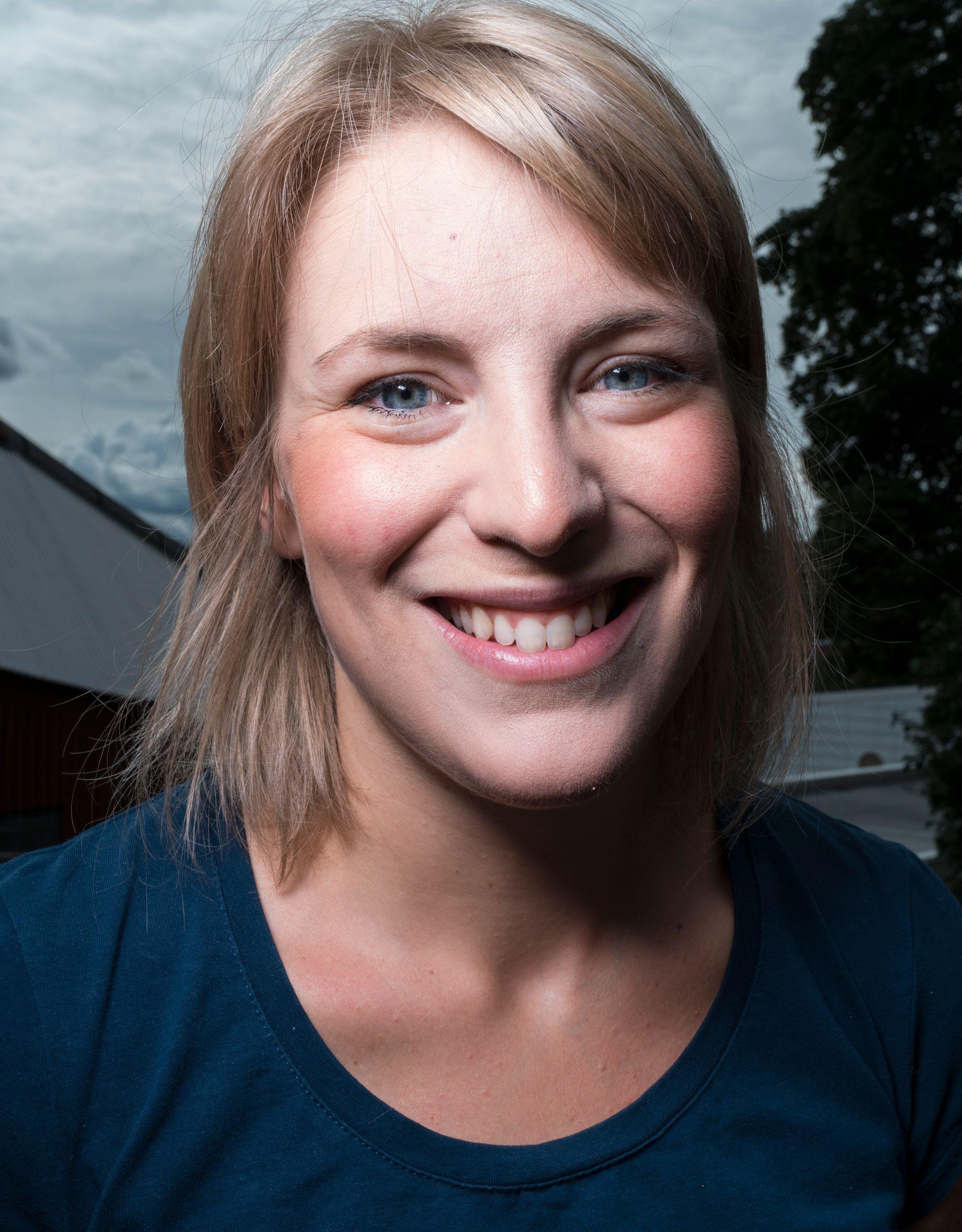 TROR IKKE PÅ TRINE: Kari Elisabeth Kaski, partisekretær i SV.
