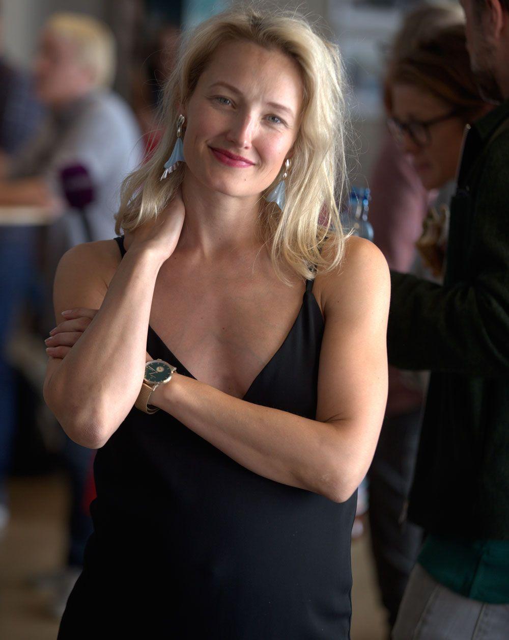 PRISBELØNT: Ine Marie Wilmann er blant Norges største stjerneskudd.