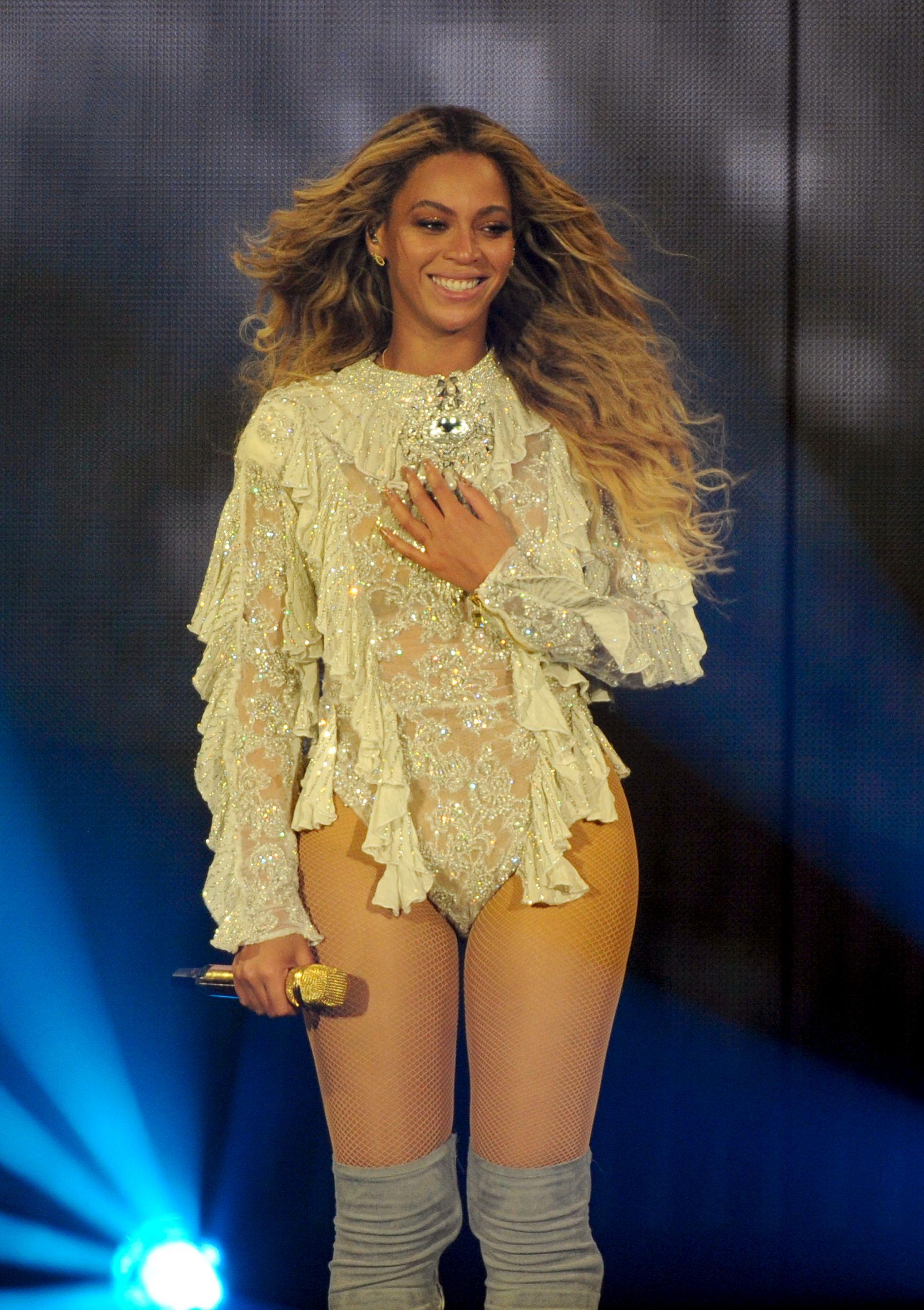 SELGER MINDRE ENN KYGO: Beyoncé. Foto: AP