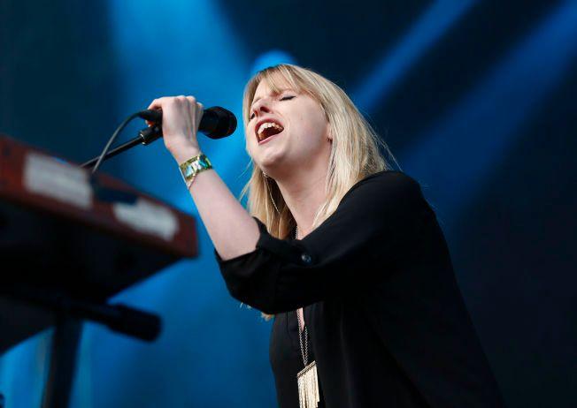 FORHÅNDSFAVORITT: Susanne Sundfør (29), her under en av sine mange bejublede konserter av fjoråret, på Bergenfest. Foto: HALLGEIR VÅGENES