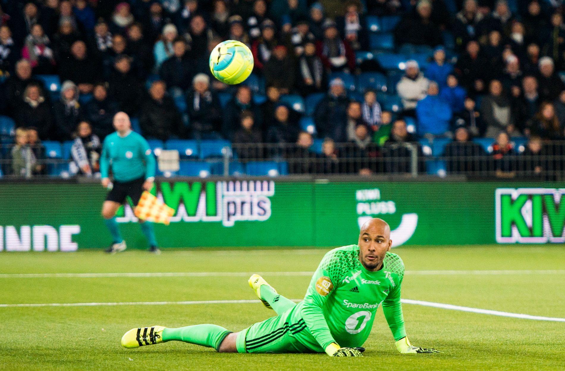 FORLATER ROSENBORG: Adam Larsen Kwarasey flytter til Danmark.