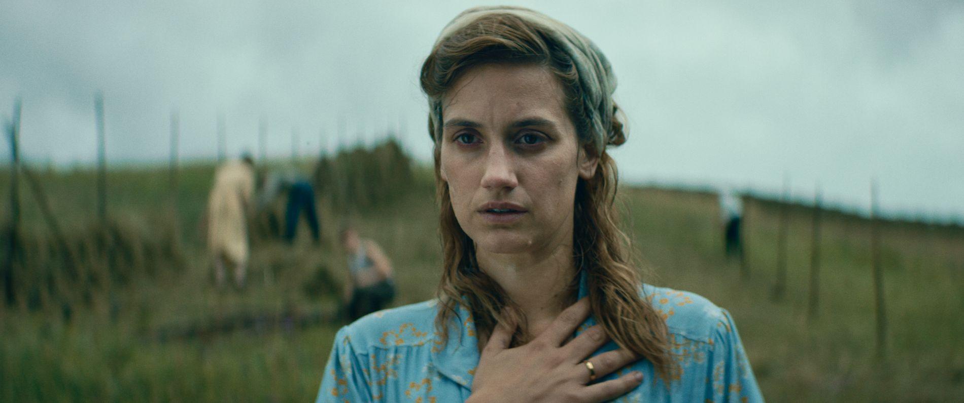 NEVENYTTIG: Dana Curcic i «Ut og stjæle hester».