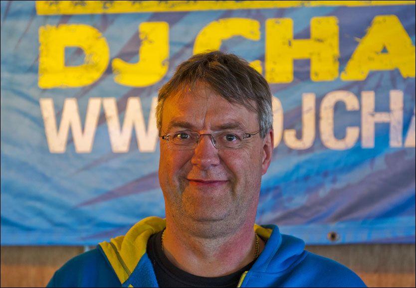 NYTER NAV-LIVET: NRKs chatvert DJ Charlie fra Trondheim har gode råd etter et liv med Nav. FOTO: Hans H. Bjørstad