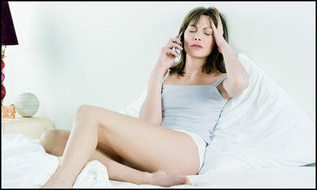 Vi vet at mobilstråling plager el-overfølsomme, og det kan være lurt å være føre var. Foto: Istockphoto / Franck Camhi