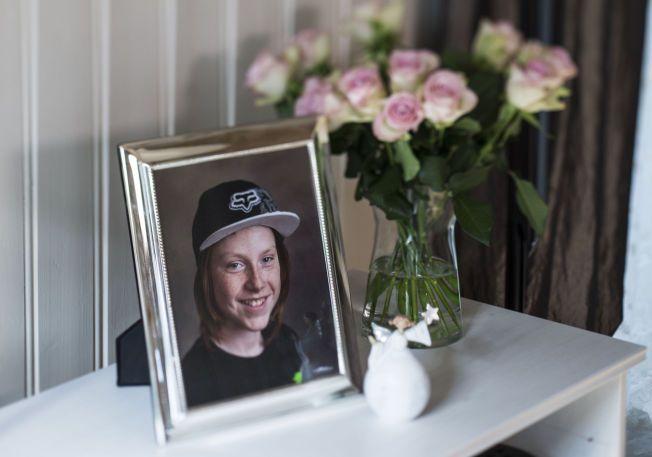 DØD: Odin Olsen Andersgård ble bare 13 år gammel.