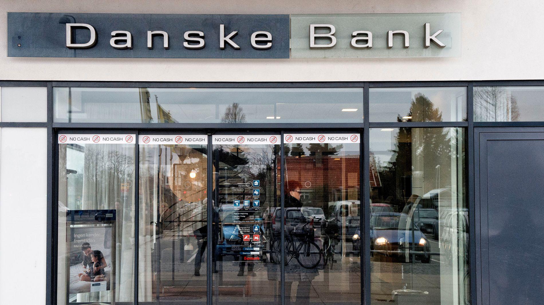 HVITVASKINGS-PÅSTANDER: En Danske Bank-ansatt hevder Putin-familien hvitvasket penger i banken.