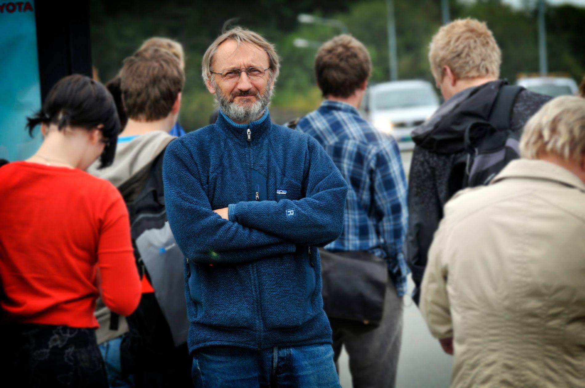 POLITIKK-PROFESSOR: Anders Todal Jenssen ved NTNU i Trondheim ønsker seg større bredde og variasjon i bakgrunnen til folkene som utgjør politisk ledelse i departementene.