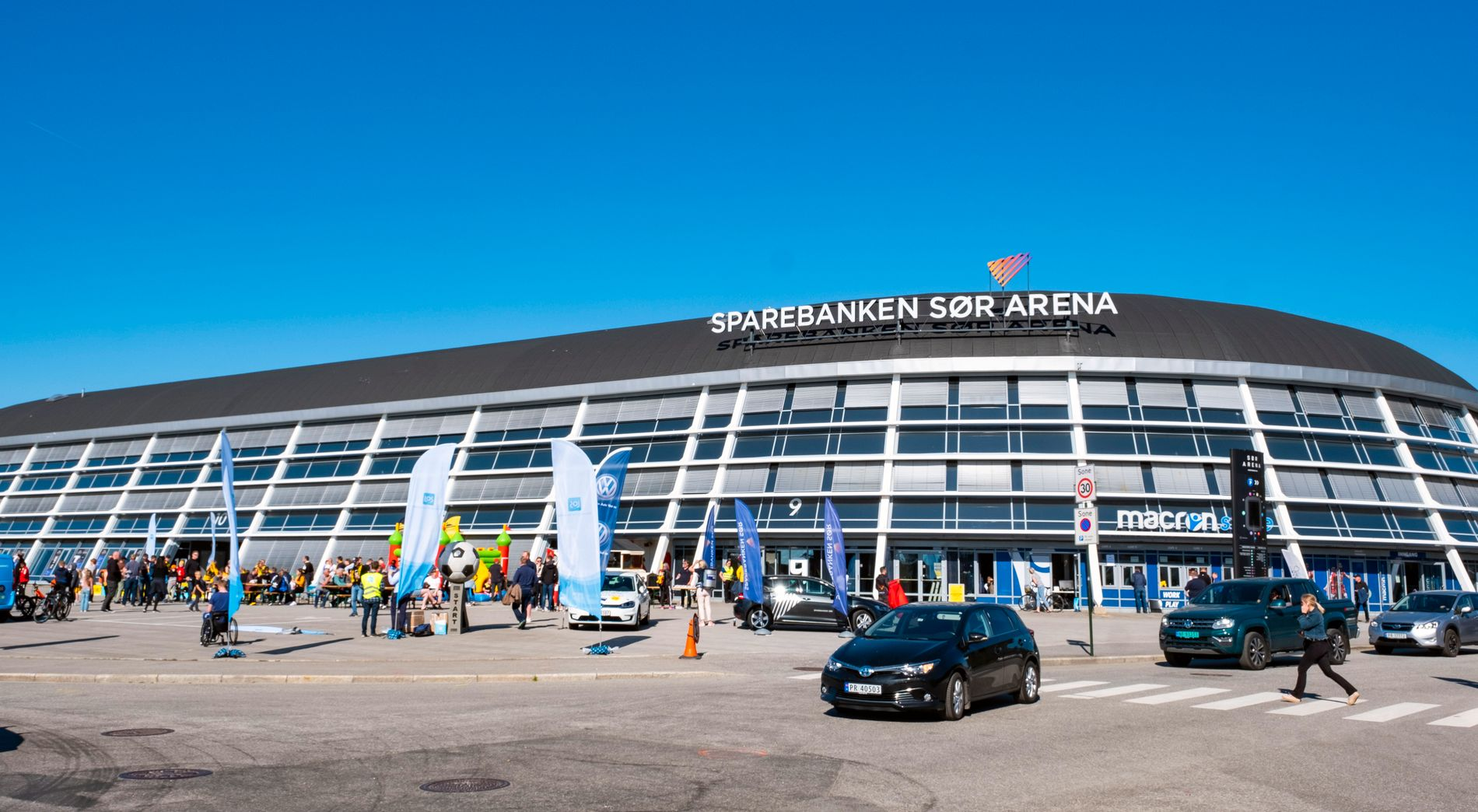 STADIONKRANGEL: Sør Arena og leieavtalen Start har med kommunen har blitt gjenstand for offentlig debatt i lokalpressen den siste tiden.
