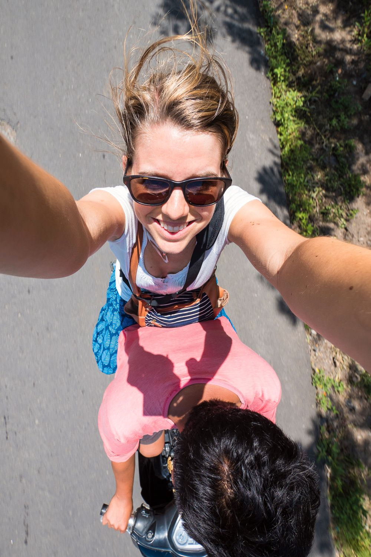 REISEBLOGGER: Med over 60 land under sandalene, deler fotograf Ingeborg Lindseth sine reiser på bloggen hamacareiser.com.