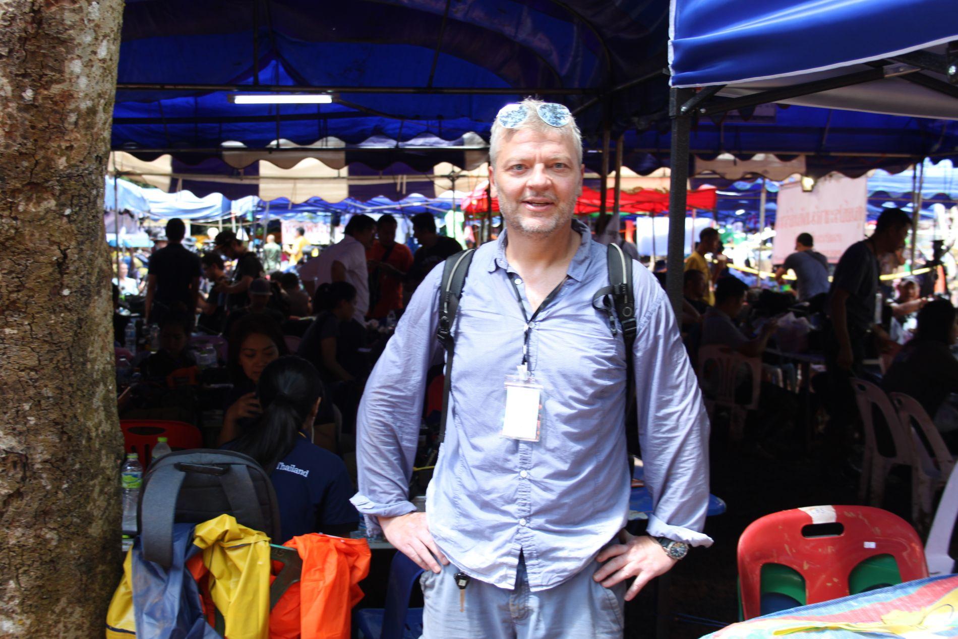 VG i Thailand Georg Mevold