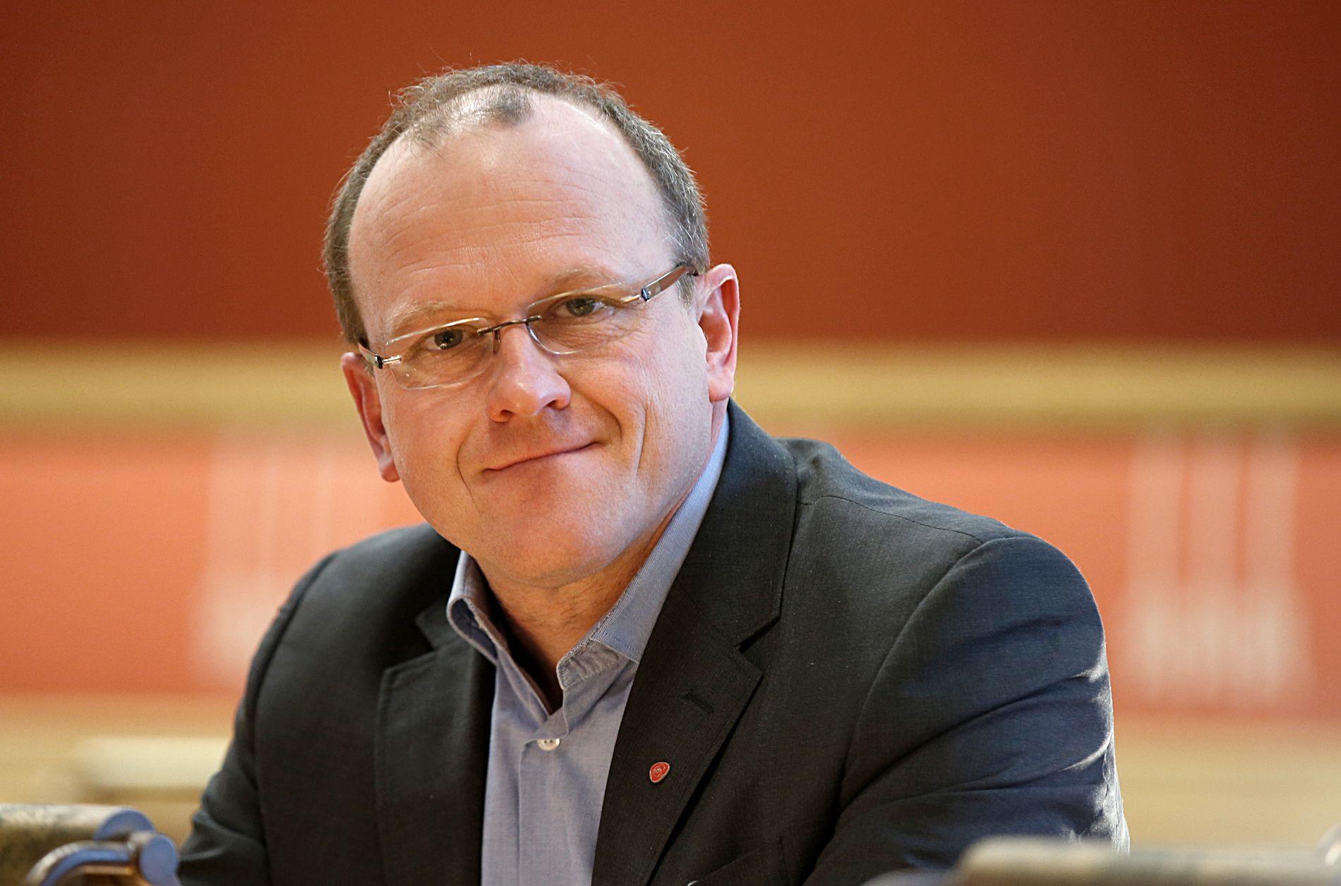 STÅR IKKE FREM: Frode Jacobsen sier at han kjenner til varslere som ikke tør å stå frem.