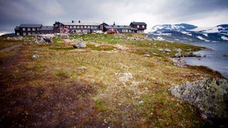 FINSEHYTTA: Hittil har det kommet inn over 12.000 kroner til oppgradering av hytta.