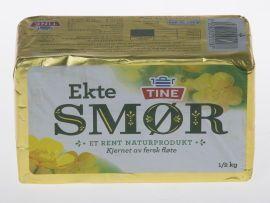 ORGINALEN: Tine ekte smør.