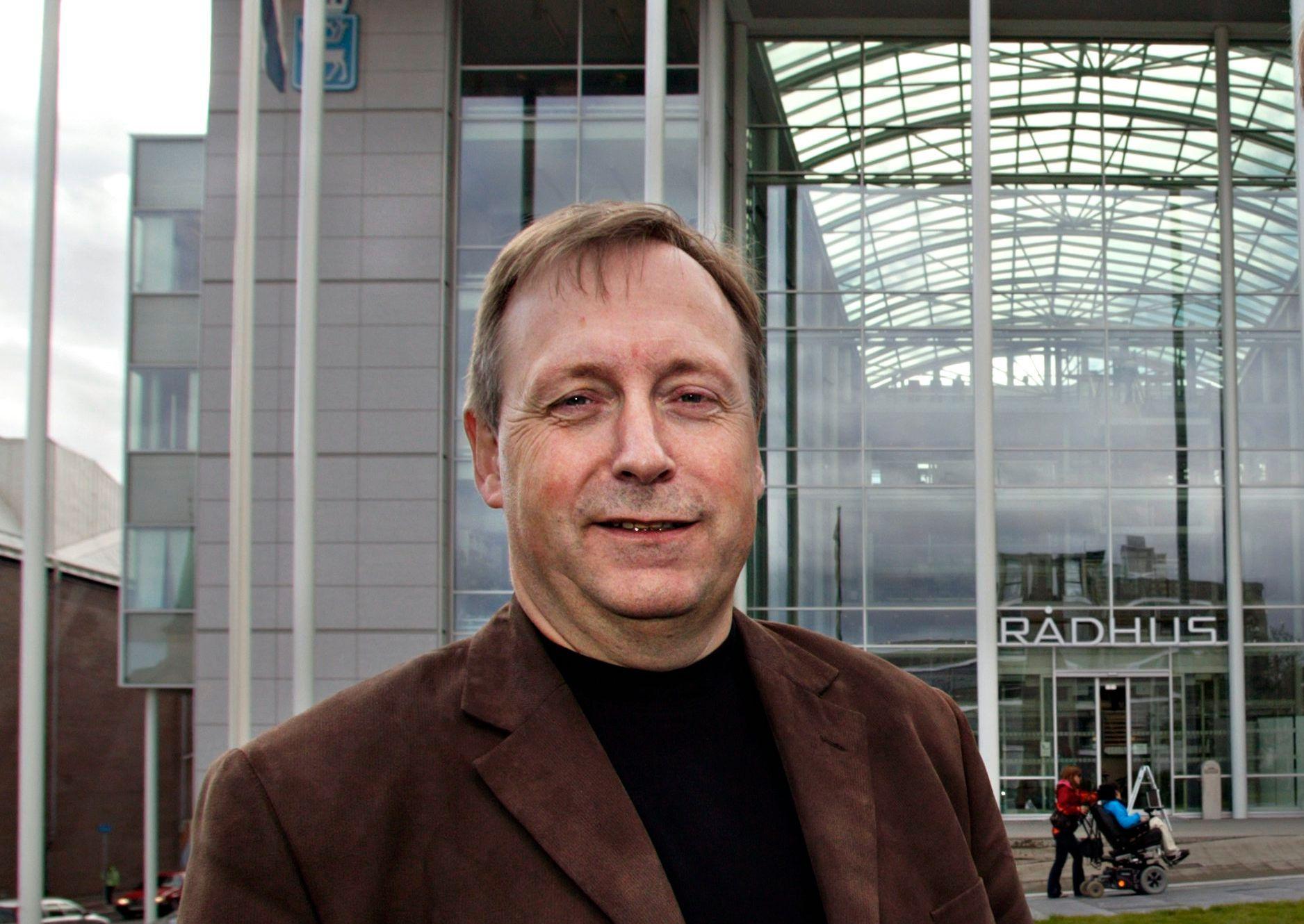 FORLOT FRP: Jan Blomseth er listetopp for Nei til bompenger i Tromsø.