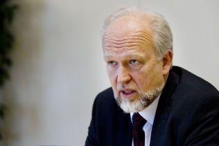 OUS-SJEF: Bjørn Erikstein har vært sjef ved Oslo Universitetssykehus siden desember 2011.