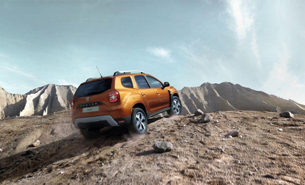 RIMELIG PRIS: Med en startpris på like under 200 000, er Dacia Duster en av de aller rimeligste SUV-ene på markedet.