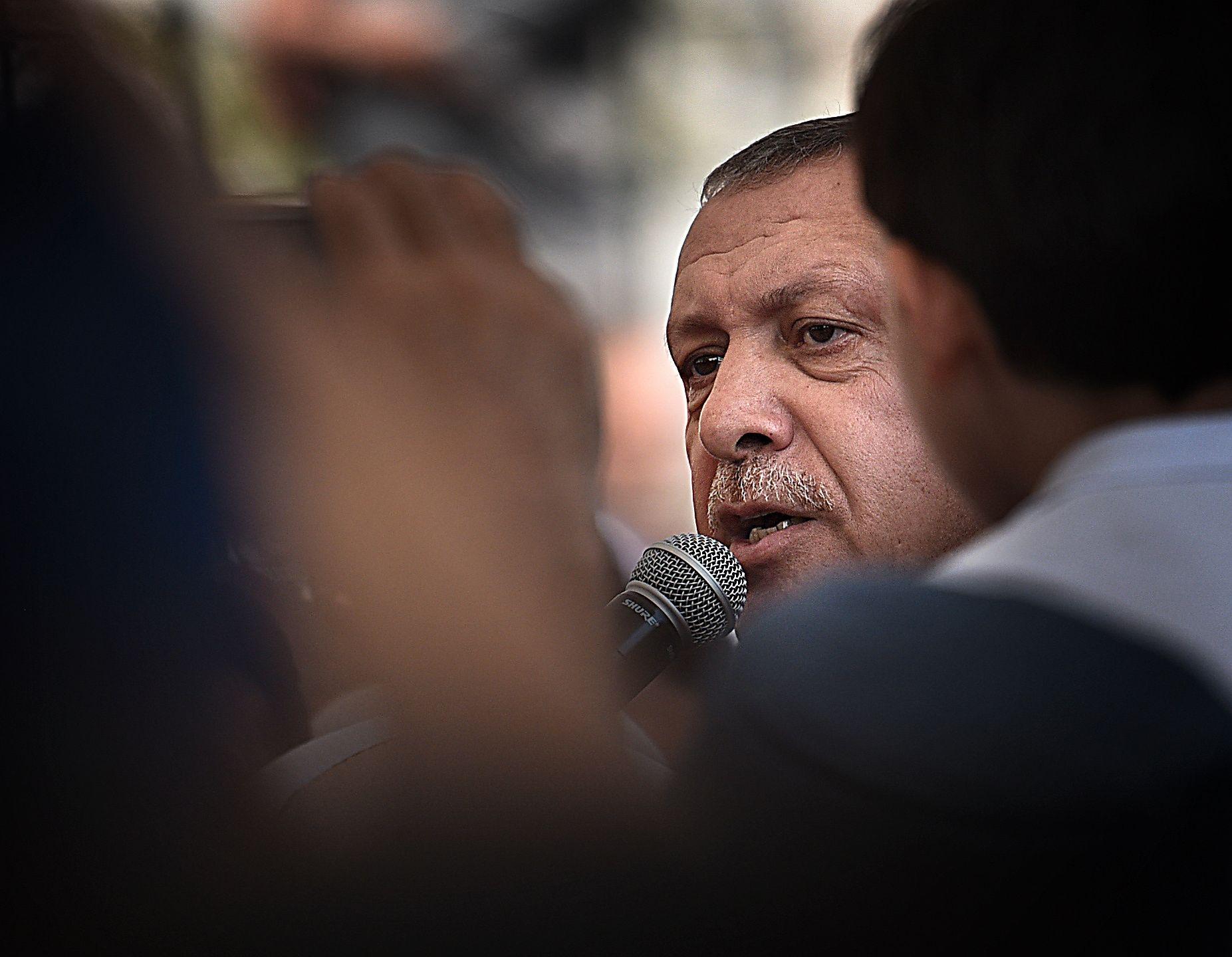 ETTER KUPPFORSØKET: - Dagens situasjon liknar litt på den me såg i Tyrkia på 90-talet. No er landet meir tilbake i ein normalsituasjon, skriv Morten Myksvoll.