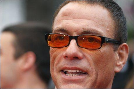 ACTION-VETERAN: Jean-Claude Van Damme (50). Foto: AFP