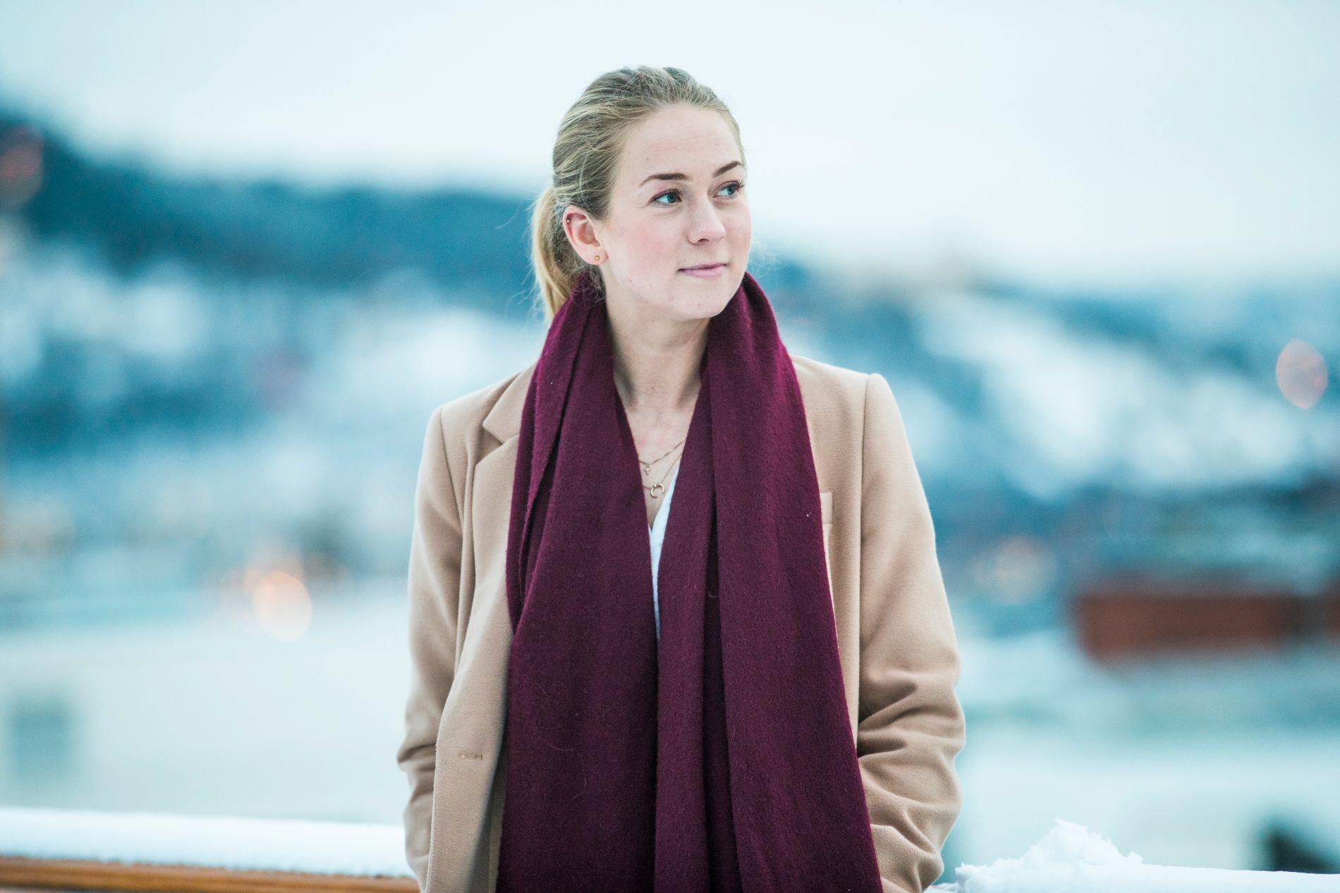 NY TID: Ragnhild Ås Harbo avsluttet nylig et vikariat i NRK P3, og mener #metoo-kampanjen har ført til en faktisk endring. – Ting skjer nå, det ser vi jo, sier hun.