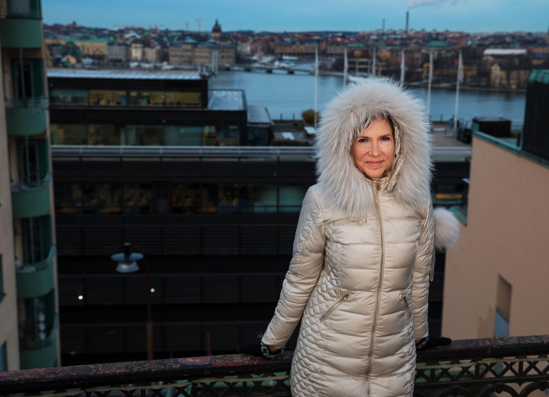 COMEBACK: Liza Marklund ble krimstjerne med serien om journalisten om Annika Bengtzon. Nå er hun tilbake med noe helt annet. En bok som både er en kjærlighetsroman, oppvekstroman og thriller i ett.