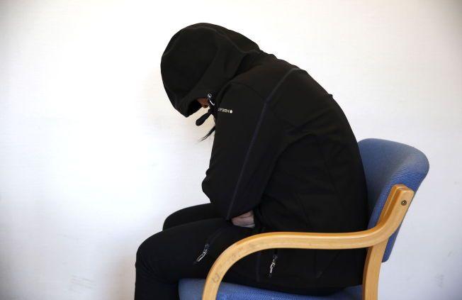 OFFER FOR SEXSLAVERI: Denne rumenske kvinnen er identifisert som offer for menneskehandel. Hun anmeldte saken sin sammen med to andre kvinner til oslopolitiet, som henla den - se link i saken.