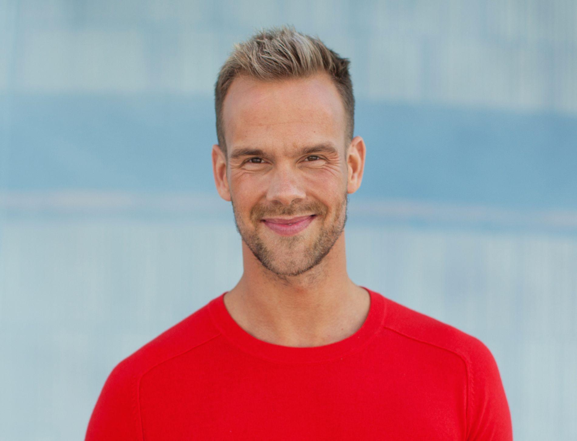 HEGSETH UTEN HARM: Morten Hegseth Riiber må klare seg uten Vegard Harm på danseparketten.