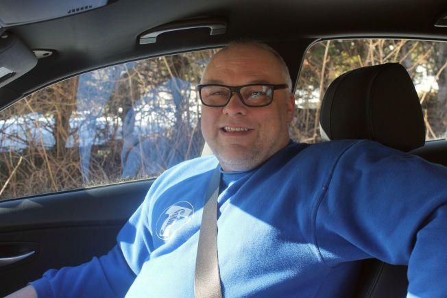 LÆRER UNGDOM Å KJØRE: Stig Ohrvik er mangeårig trafikklærer og leder i Trafikkforum, som er bransjeorganisasjonen for trafikkskoler.