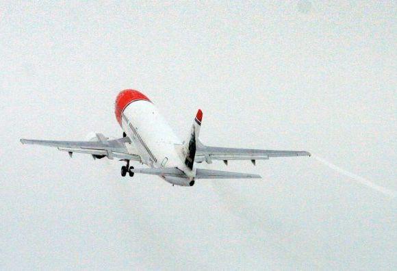 Norwegian-flight avlyst på grunn av ising - kunde nektes erstatning