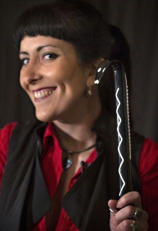 IKKE DYRT: Et skohorn fra Ikea, kan fungere ypperlig som sex-leketøy, sier Andrea Duarte Silva.