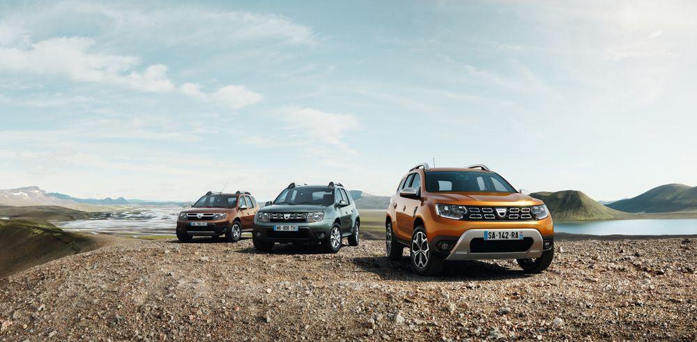TØFFE FARGER: Den nye modellen kommer i flere spreke farger, blant annet Acatama Orange.