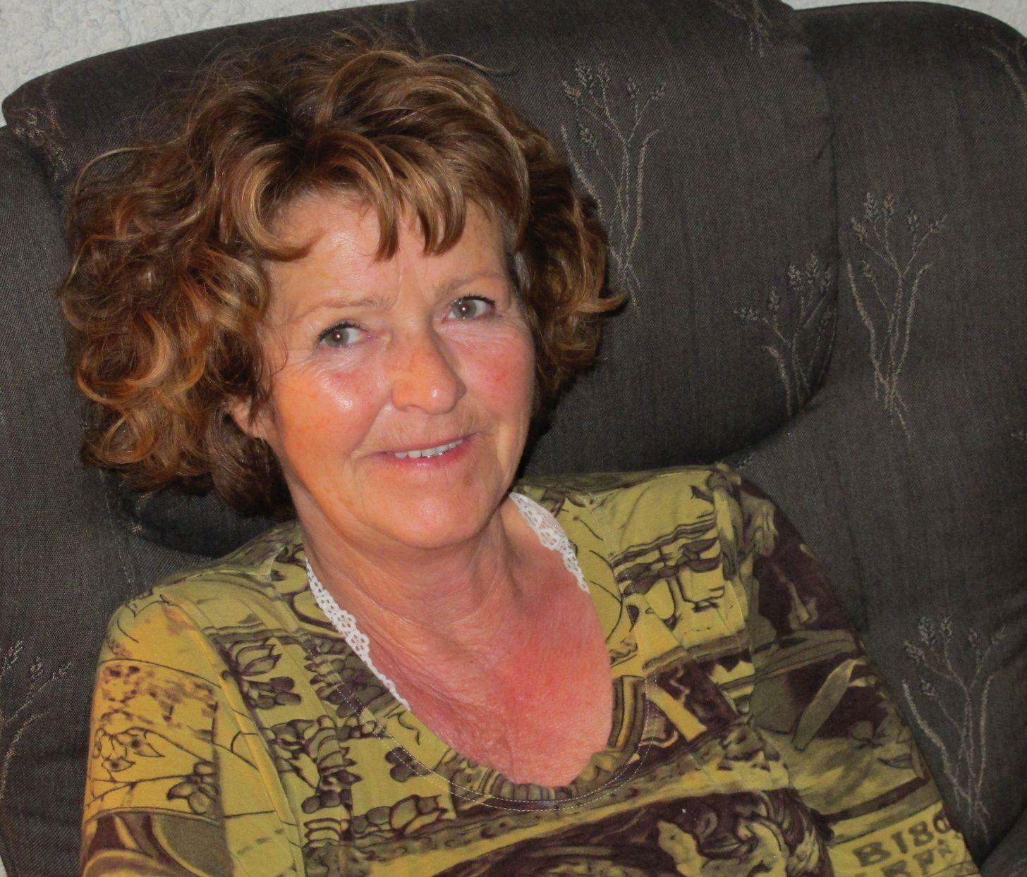 FORSVUNNET: Anne-Elisabeth Falkevik Hagen (68).