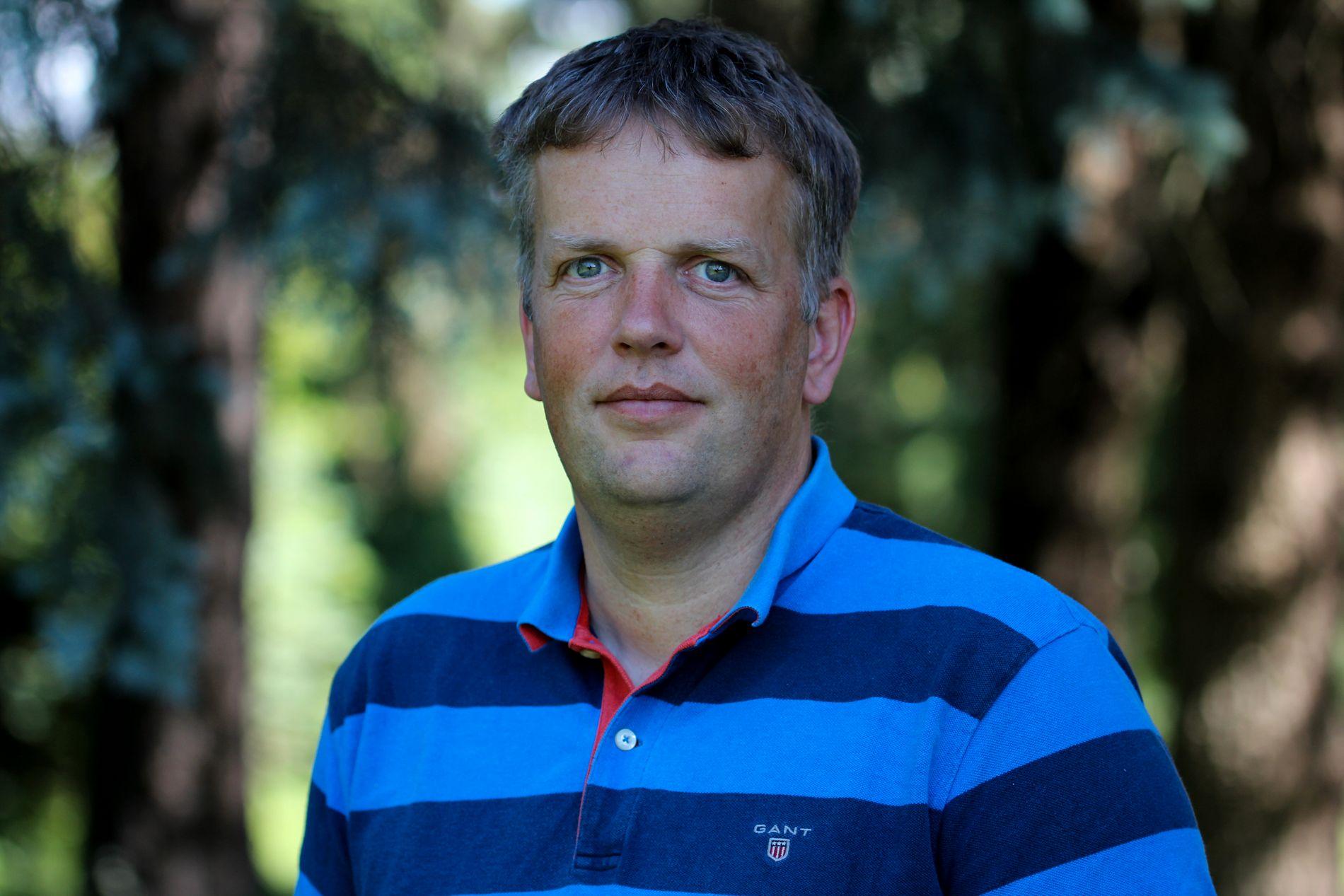 TROR PÅ 3 GRADER: Klimaforsker Hans Olav Hygen ved meteorologisk institutt tror den globale gjennomsnittstemperaturen vil øke med 3–4 grader med dagens utslipp.