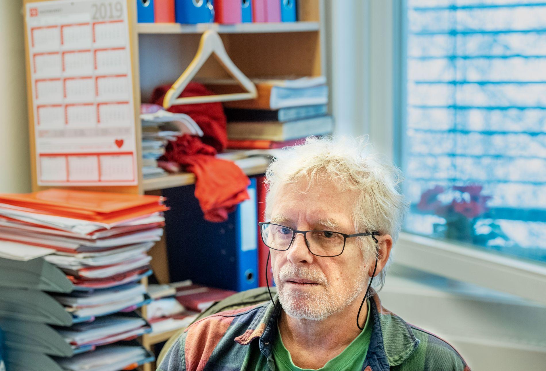 TREKKER SEG: Knut Sandli skriver onsdag på sin Facebook-profil at han trekker seg fra alle verv.