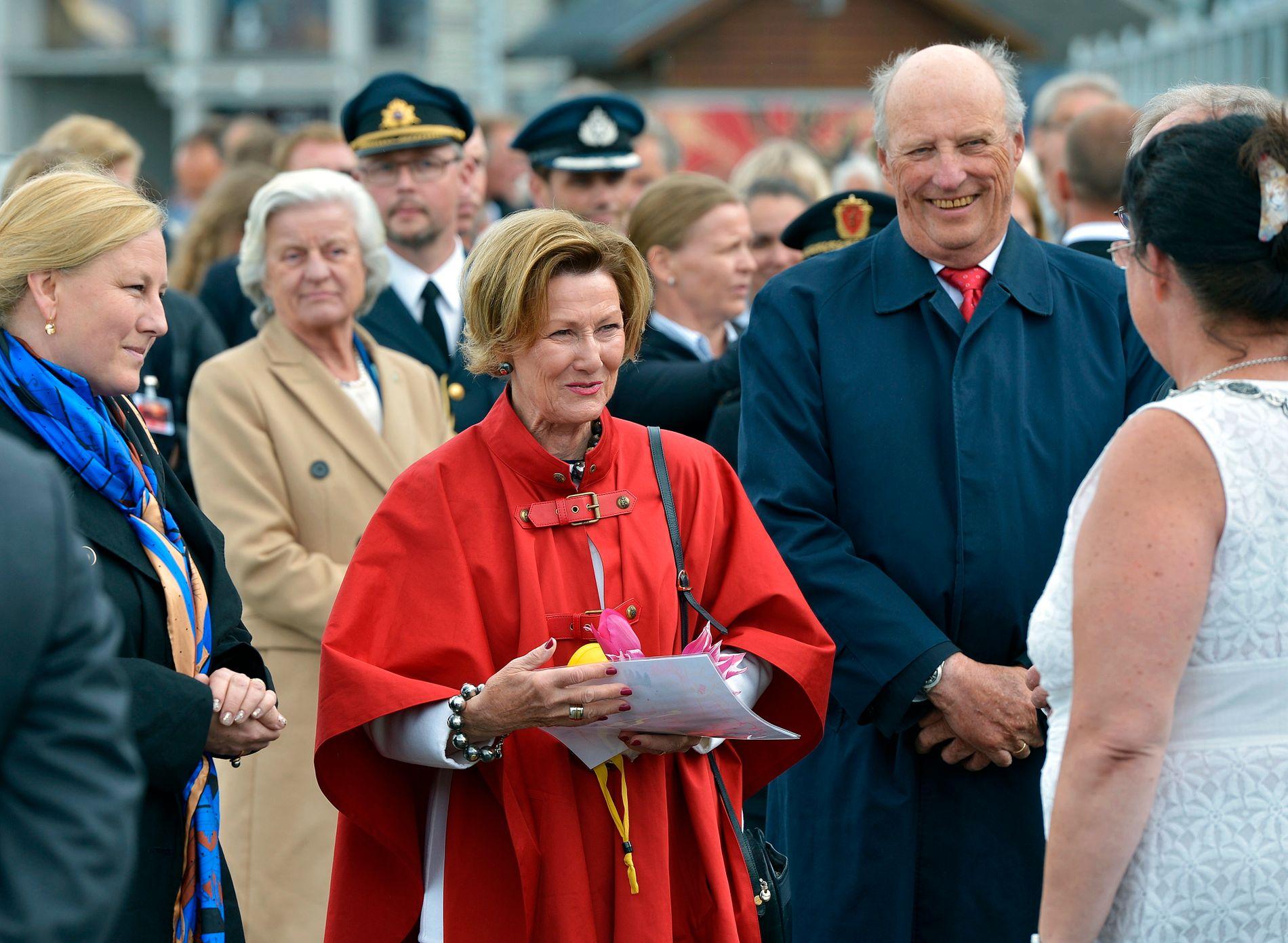 AVVIKLING: Stavanger Aftenblad tar i sin leder til orde for å avvikle monarkiet i Norge.