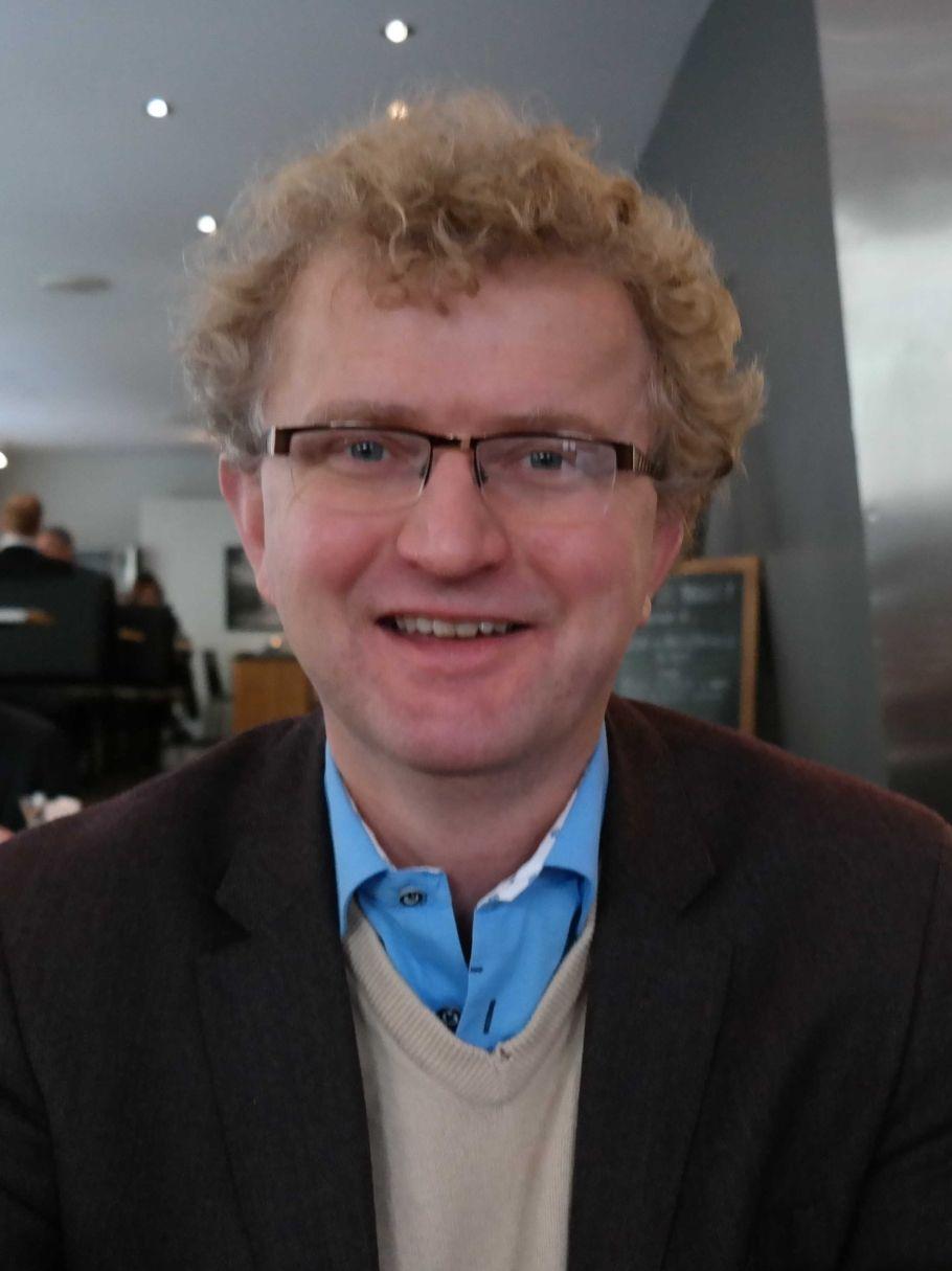 Sjeføkonom Jan Andreassen i Eika Gruppen.