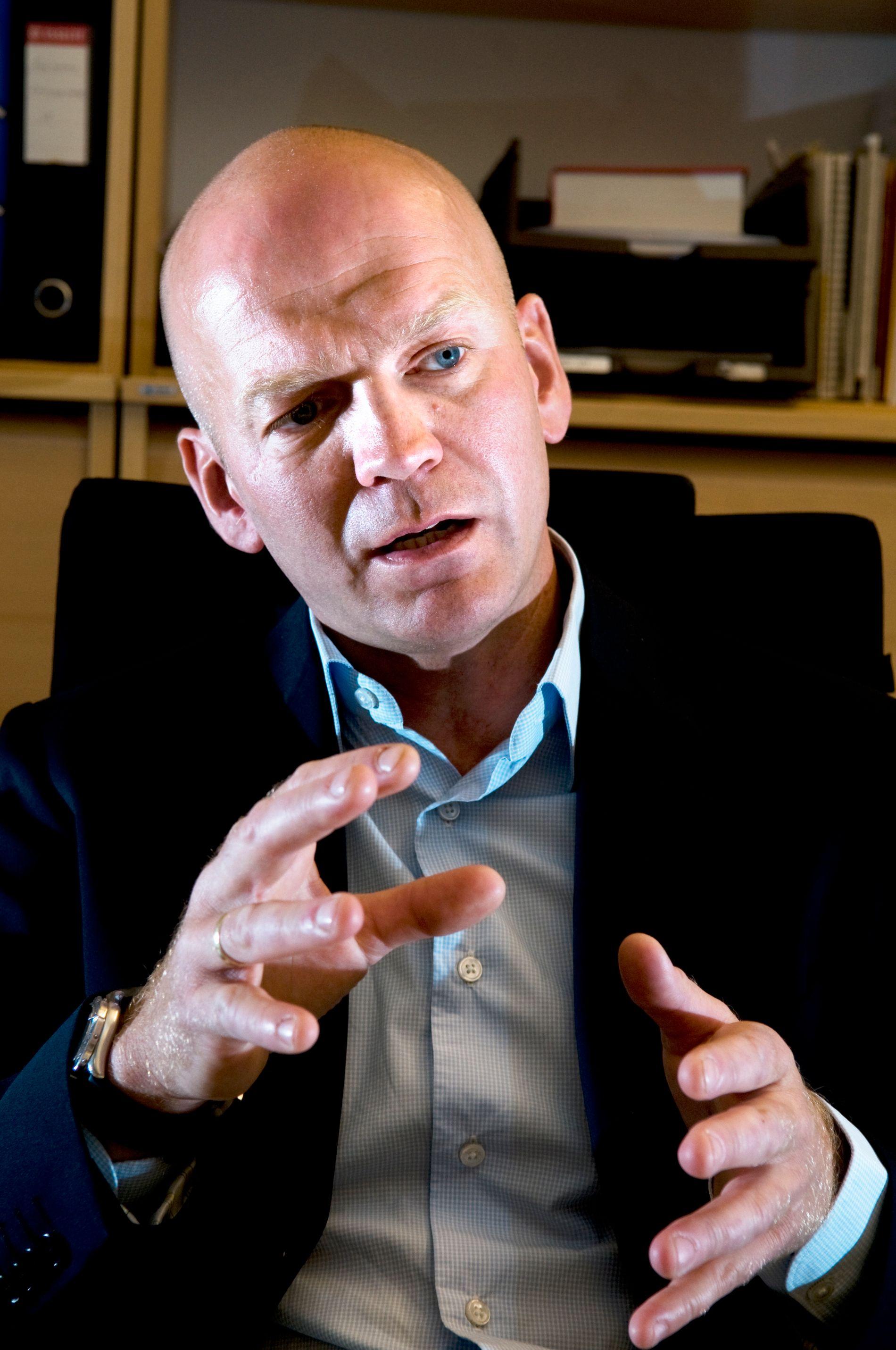 BISTANDSADVOKAT: Christian Lundin er bistandsadvokat for de etterlatte.