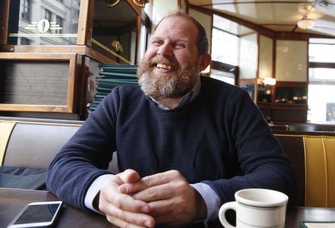 FINALIST: Truls Svendsen, programleder for «Oppdrag Hurtigruten», skuespiller i «Meglerne» og deltager i «Tjukken og Lillemor», TV 2.