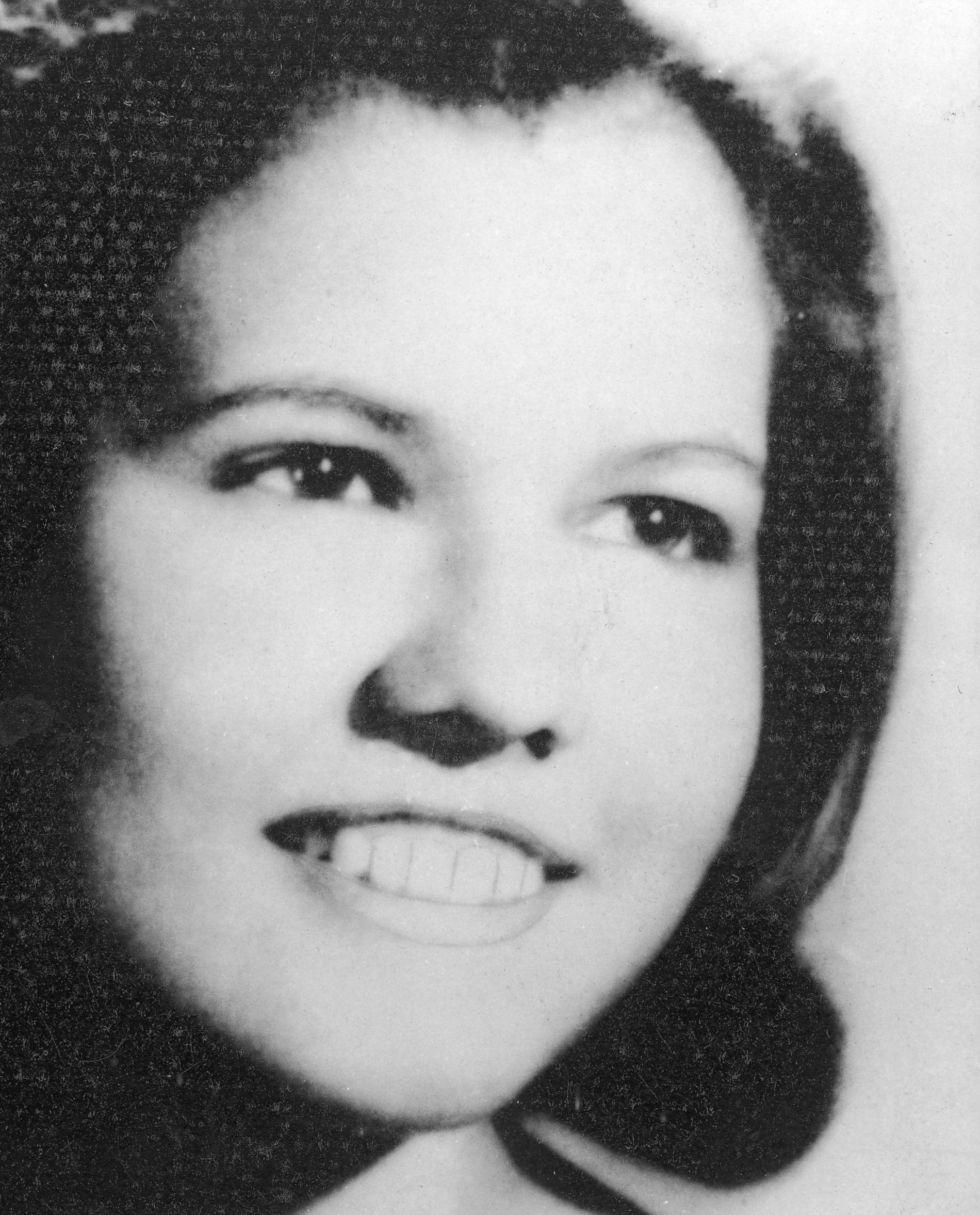 BLE ETTERLYST: Amerikanske Minna Thompson ble tiltalt for drapet, men Interpol-etterlysningen ble opphevet da saken ble foreldet i 1999.