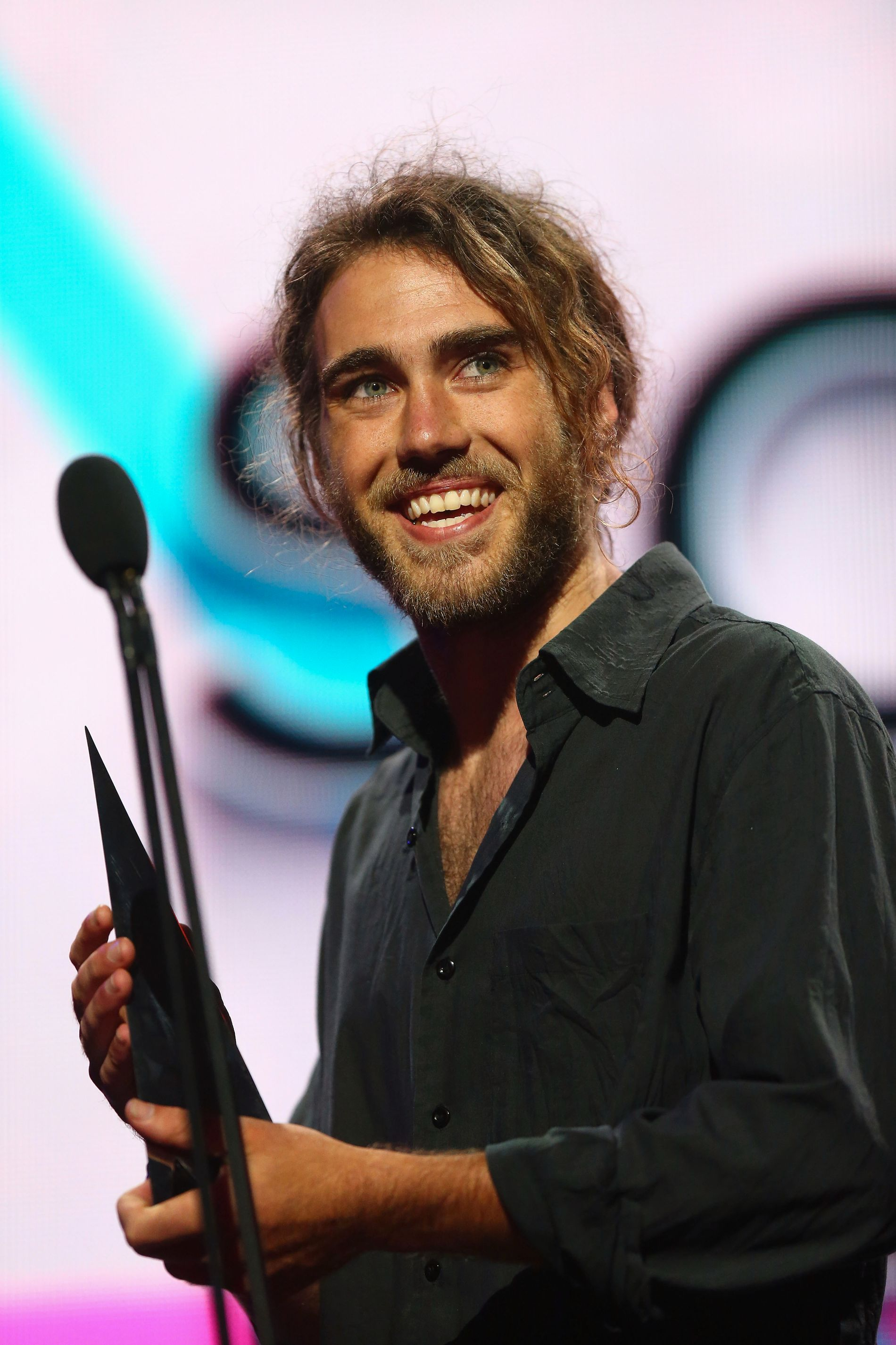 KYGO-KOMPIS: Matt Corby. Foto: GETTY