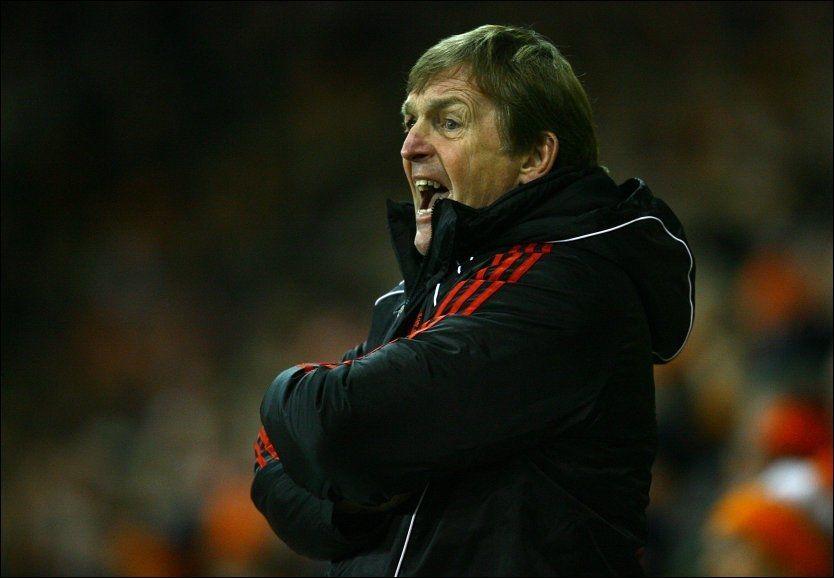ANFIELD-RETUR: Kenny Dalglish er tilbake på Anfield som Liverpool-manager. Foto: Pa Photos