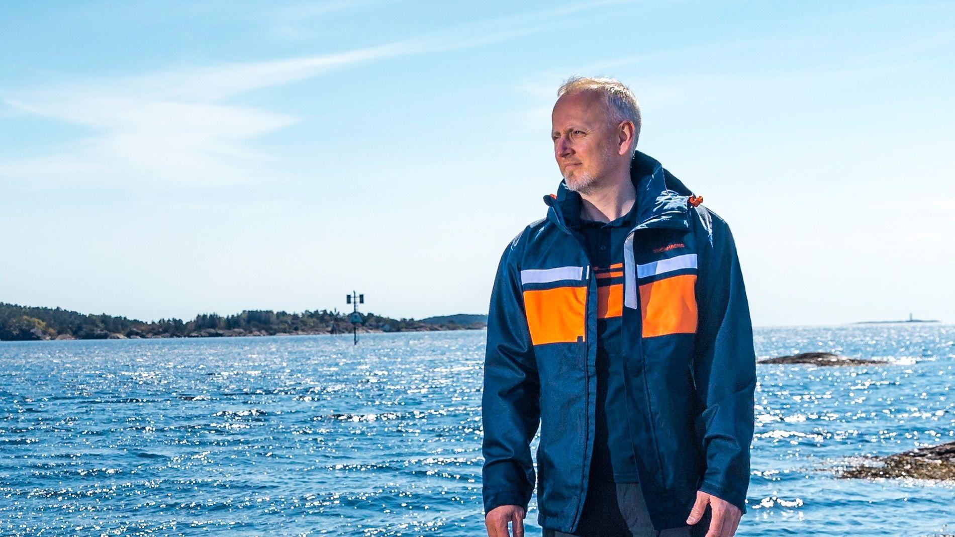 ENGASJERT: Stormberg-sjef Steinar J. Olsen jobber målrettet for å bidra til at mennesker som har problemer med å komme inn i arbeidslivet får jobb.