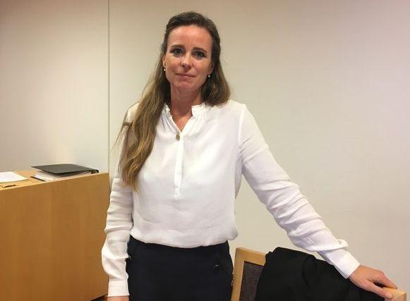 FORSVARER: Advokat Cecilie Nakstad i Oslo tingrett 4. september.