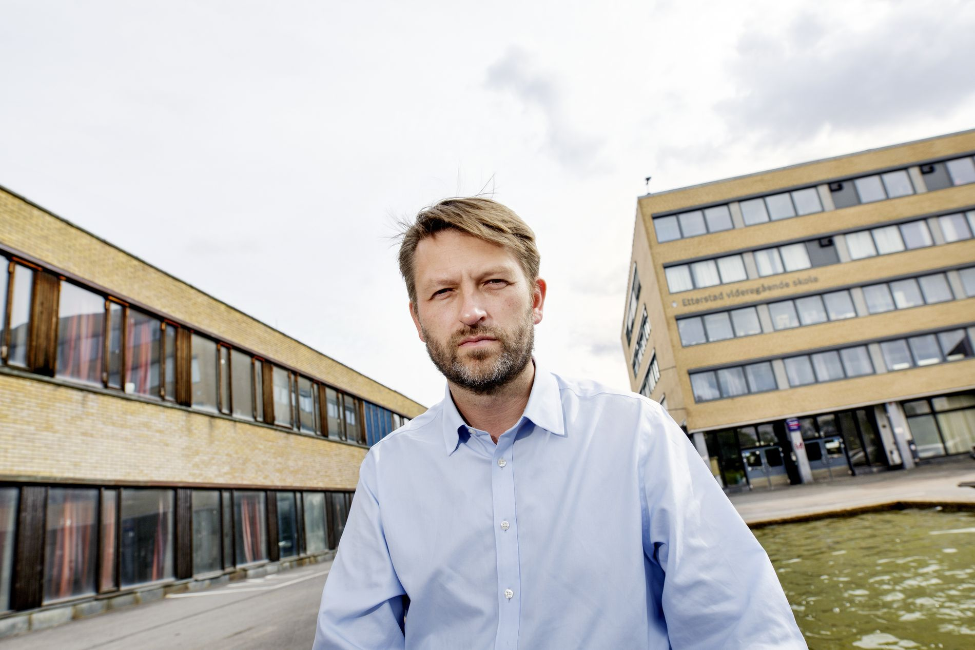 BEKYMRET: Eirik Lae Solberg (H), gruppeleder for bystyret i Oslo.