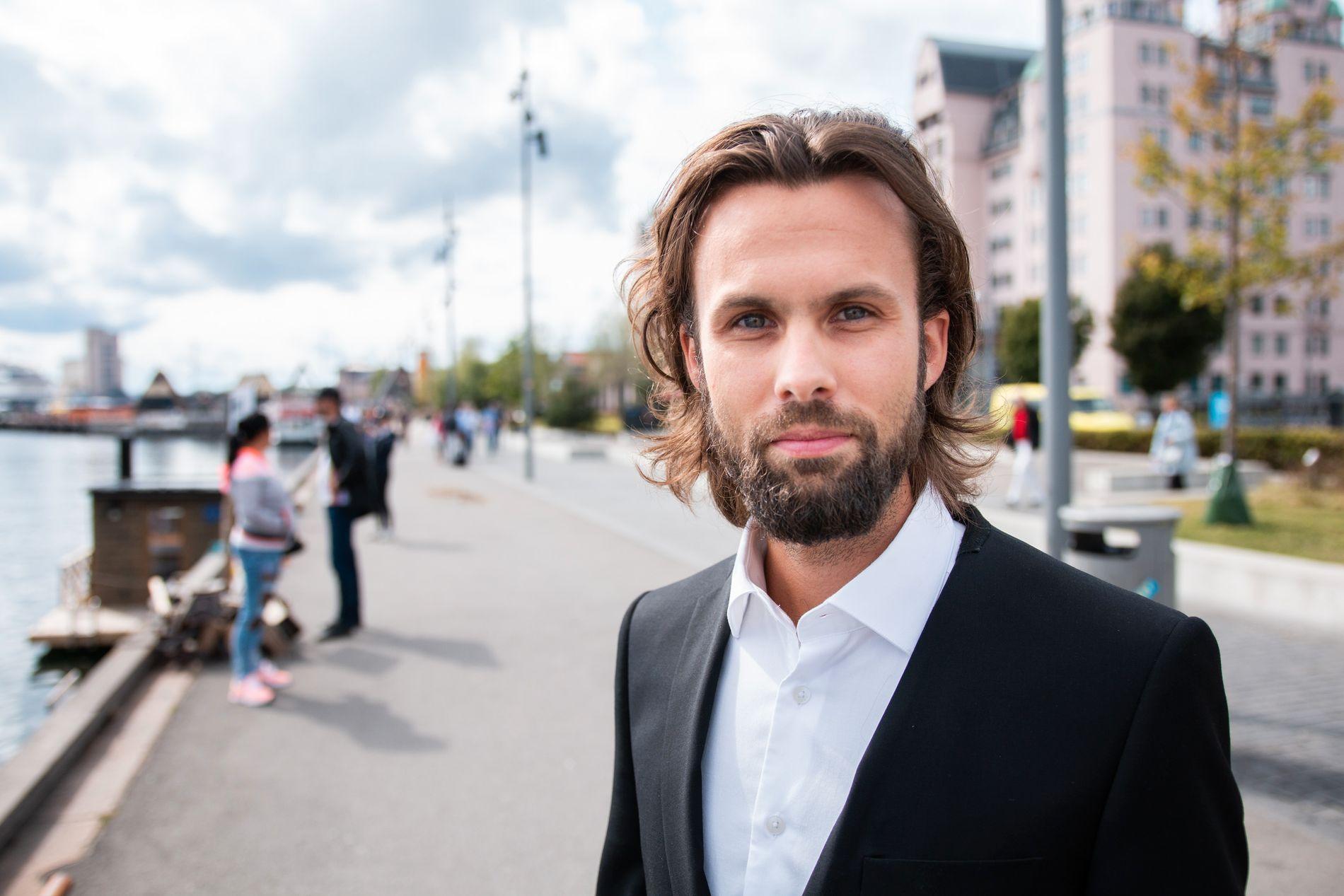 JURIDISK SENIORRÅDGIVER: Thomas Iversen i Forbrukerrådet.