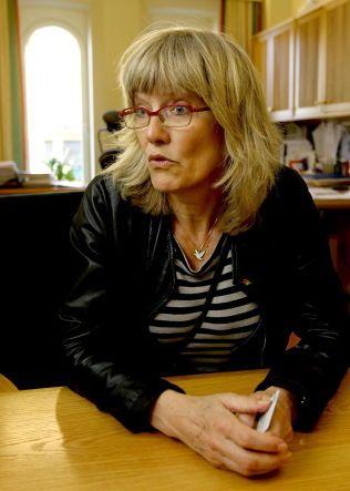 IKKE IMPONERT:  SVs Karin Andersen.