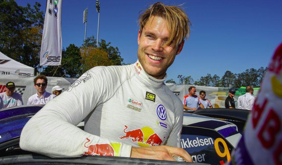 UHELDIG: Andreas Mikkelsen mistet sjansen til å kjøre for et fabrikkteam da VW plutselig trakk seg ut av rally-VM. Nå skal han kjøre Skodas WRC2-bil i Rally Monte Carlo i januar.