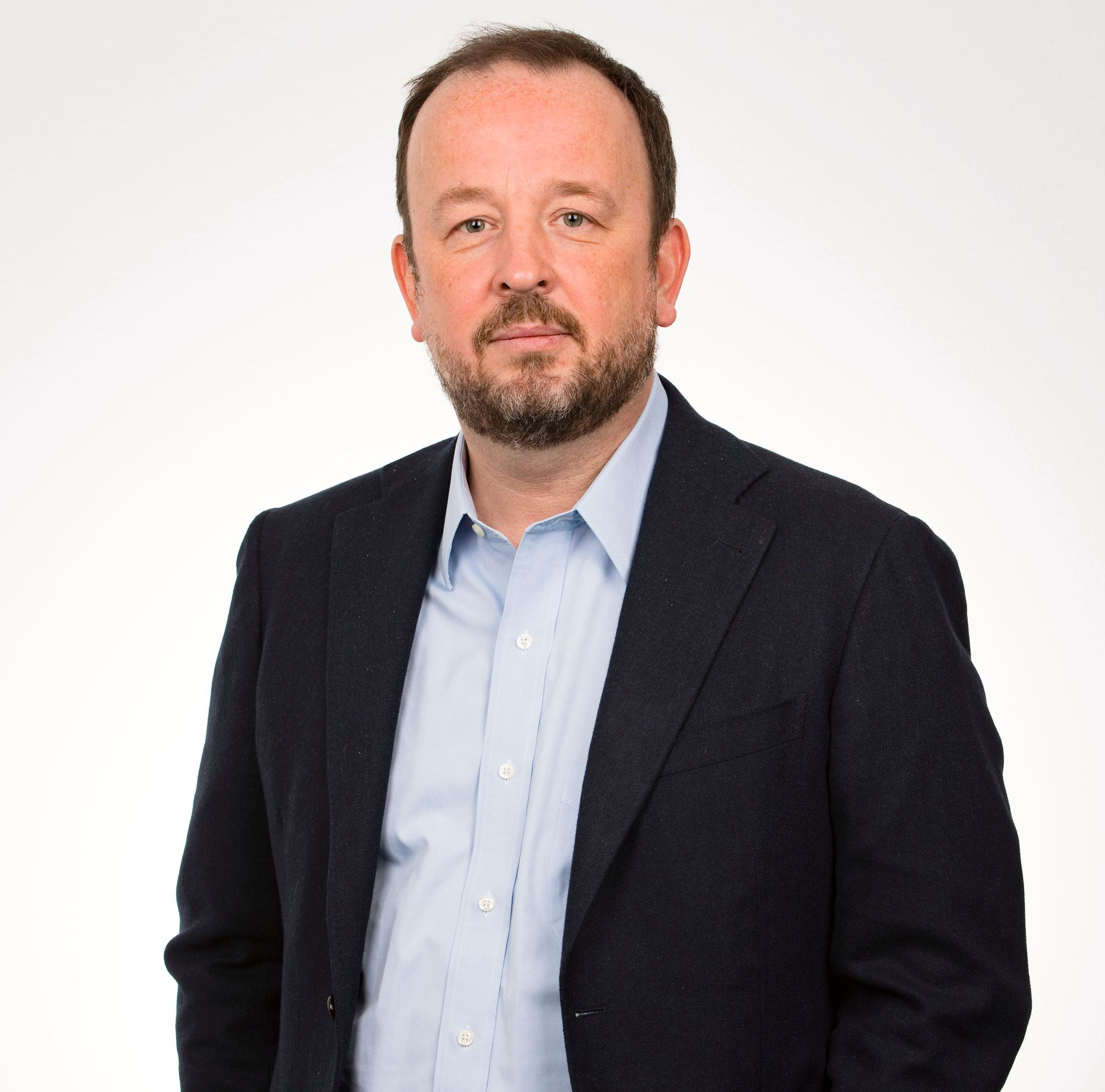 VGs kommentator Frithjof Jacobsen.