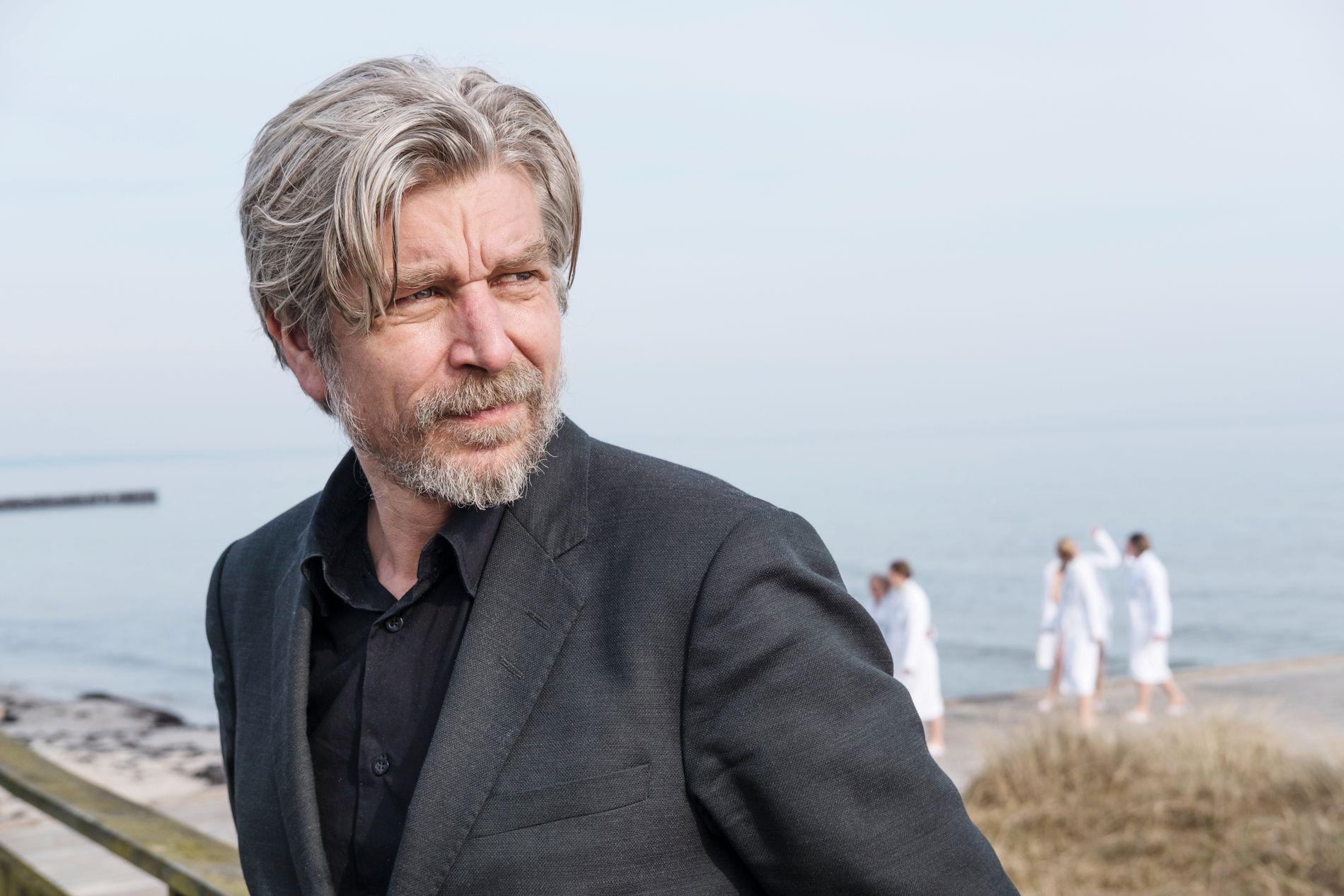 UTSTILLING OG BOK: Karl Ove Knausgårds siste bok er blitt til i forbindelse med hans samarbeid med Munchmuseet om utstillingen «Mot skogen – Knausgård om Munch» som åpner lørdag - og som fikk terningkast 6 i VG.